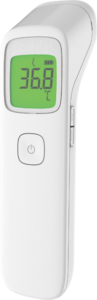 Best Non-contact Clinical Bluetooth Infrared Forehead Thermometer gives fast and reliable results. 3 Measurement modes: Adult body temperature/ Child body temperature/ surface temperature.